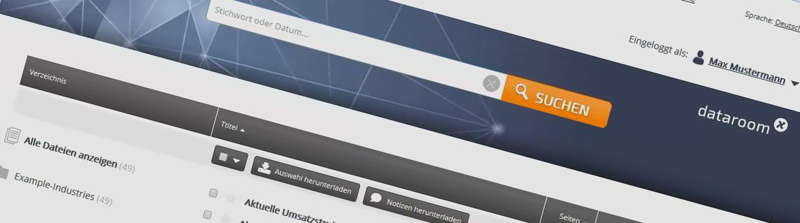 datenraum-backend-dataroomx